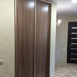 Встроенный шкаф-купе № 0835
