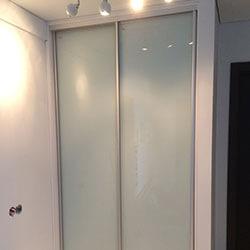 Встроенный шкаф-купе № 0841