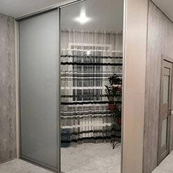 Встроенный шкаф-купе № 0851