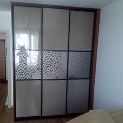 Встроенный шкаф-купе № 0861
