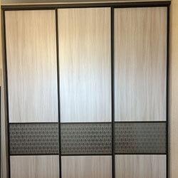 Встроенный шкаф-купе № 0889