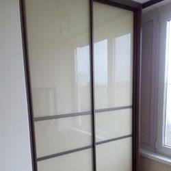 Встроенный шкаф-купе № 0905