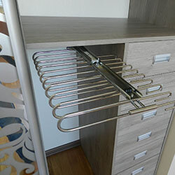 Встроенный шкаф-купе № 0101